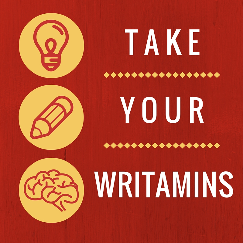 Take Your Writamins