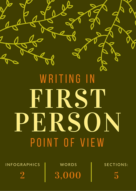 how to write dialogue in first person present