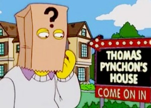 Thomas Pynchon sentence repetition