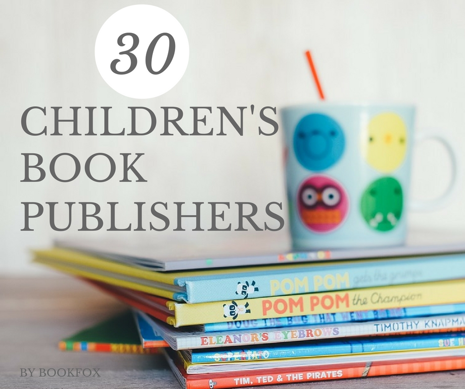 Children's Book Publishers and Editors
