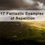 17 Fantastic Repetition Examples in Literature