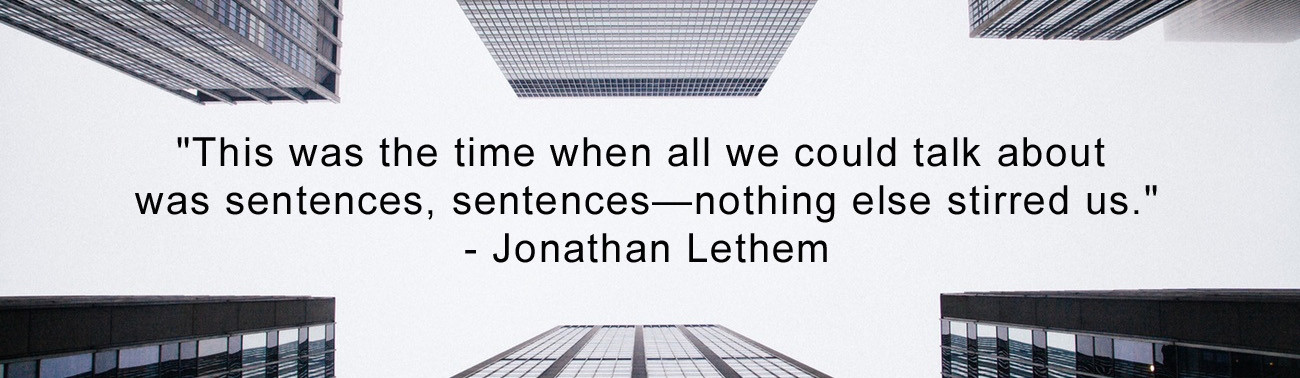 100 Beautiful Sentences in Literature