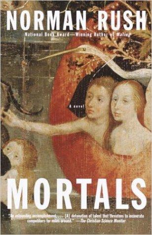 racy novel passages