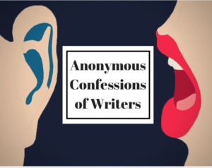 Anonymous Confessions Writers
