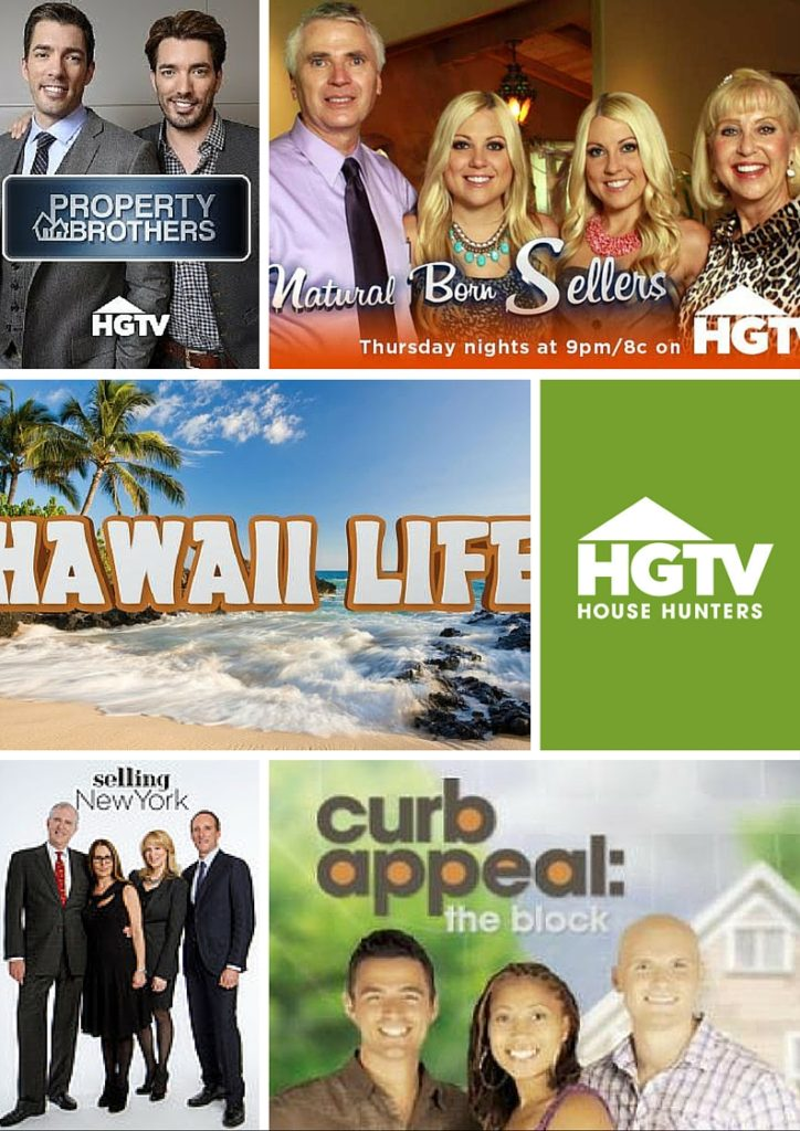 HGTV House Selling Shows