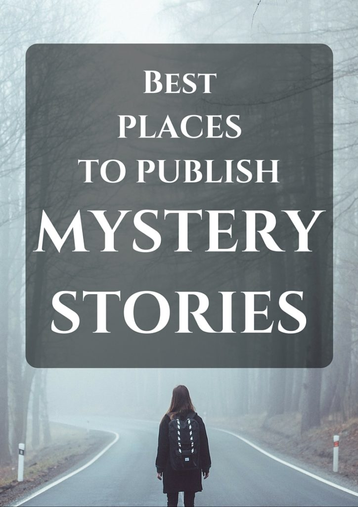 Publish Mystery Stories