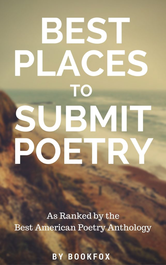 Ranking of Poetry Journals