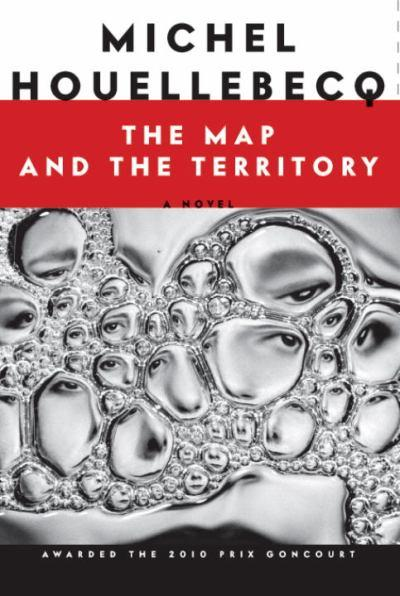 Map and the Territory Michel Houellebecq
