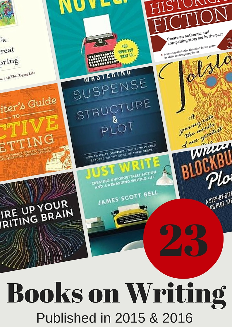23 Best Books on Writing Published in 2015 and 2016