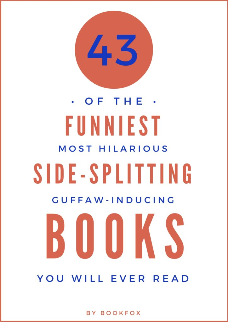43 Tremendously Funny Books With Excerpts Bookfox