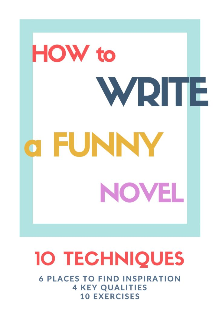 How to write a funny novel