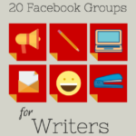 20 Facebook Groups for Writers