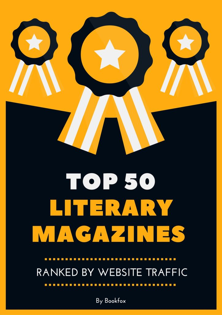 Top 50 Literary Magazines Ranked by Website Traffic - Bookfox