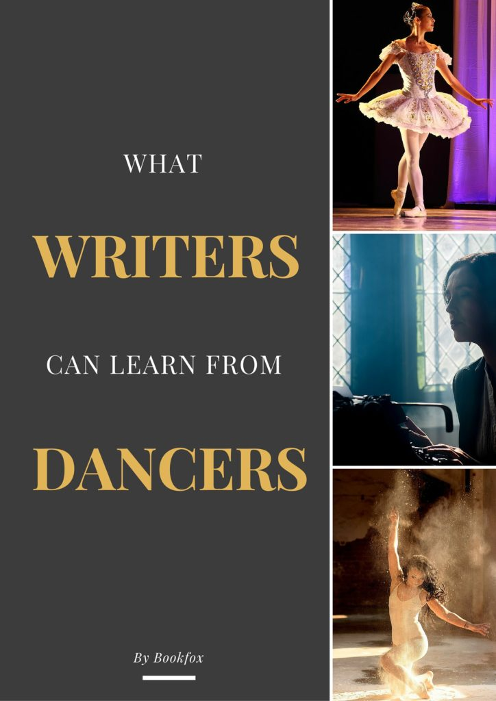Writers learn from Dancers