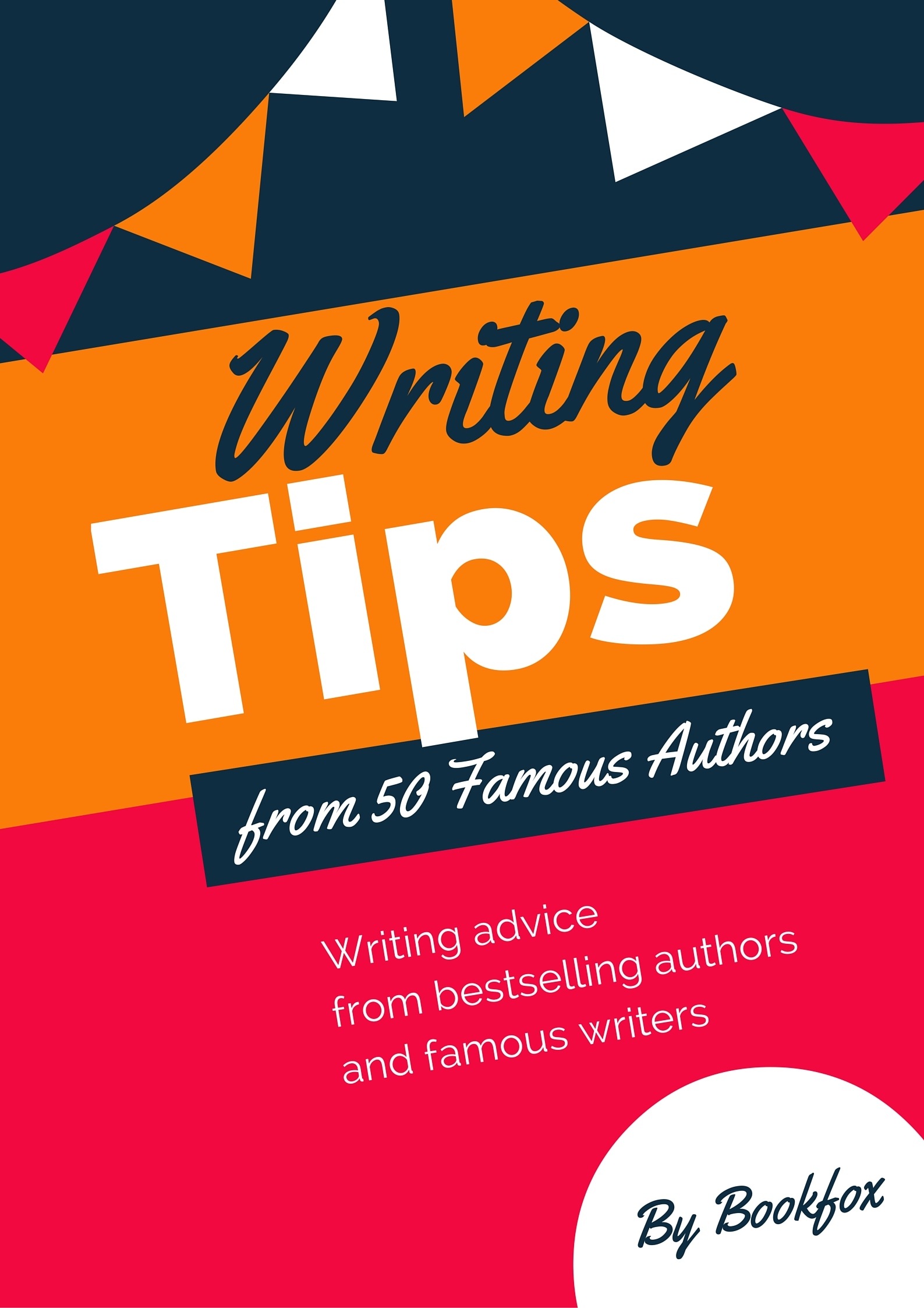 50 Writing Tips From Famous Authors