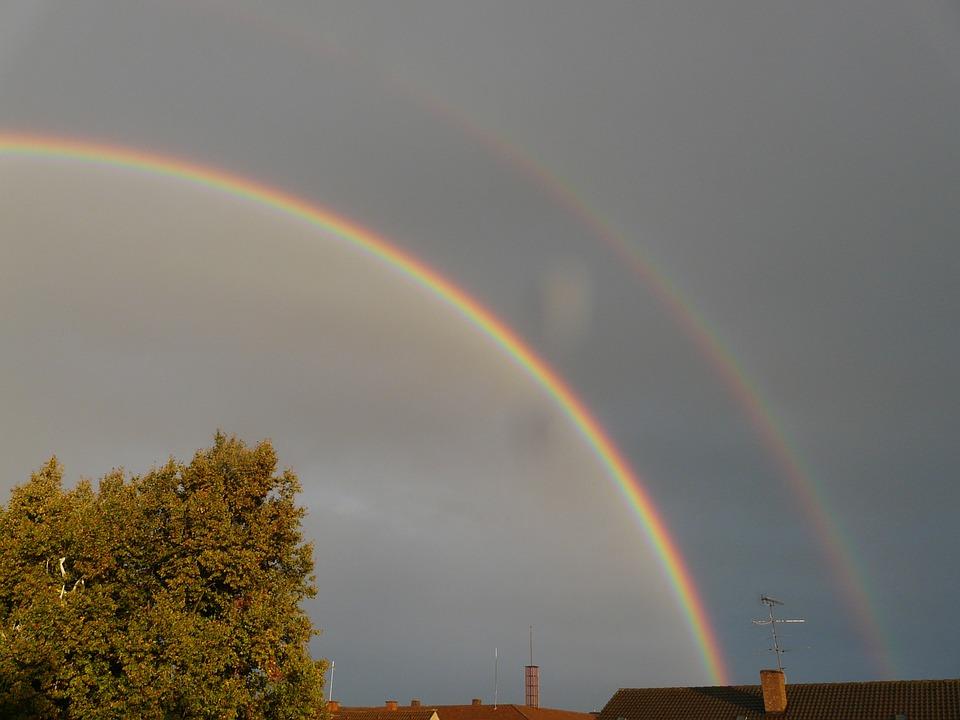 double-rainbow-61775_960_720