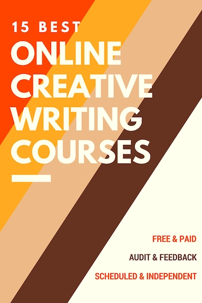Creative writing mfa online