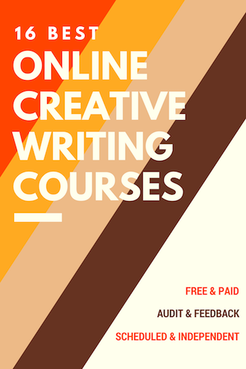 16 best online creative writing courses