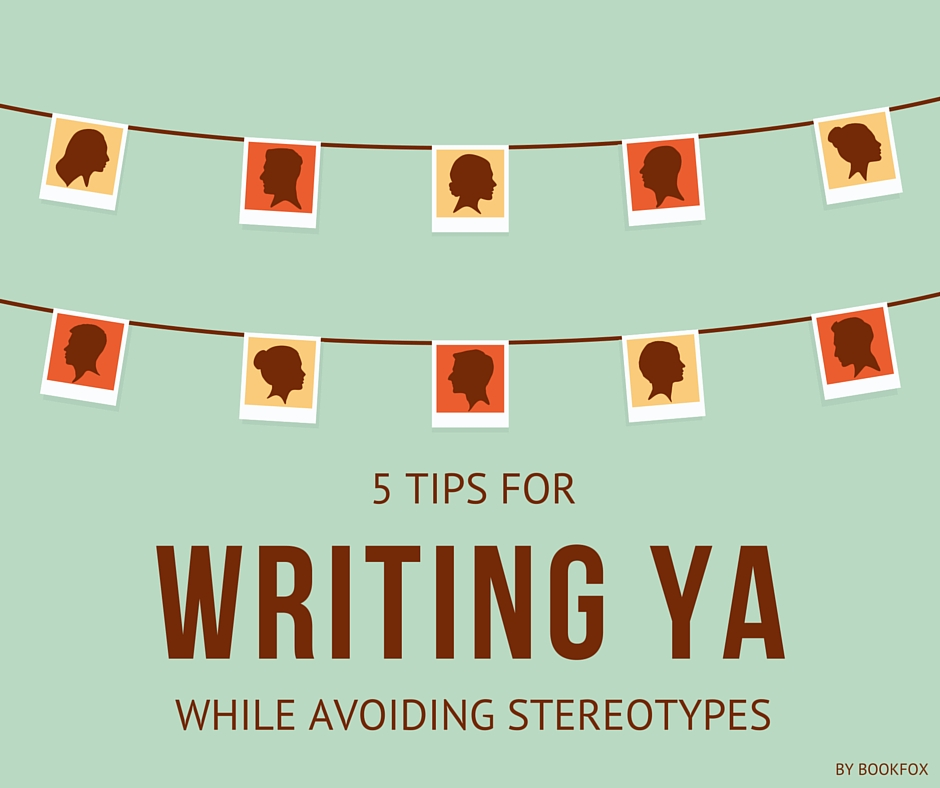 How to write a young adult novel