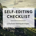 Self-Editing Checklist: 15 Innovative Ideas