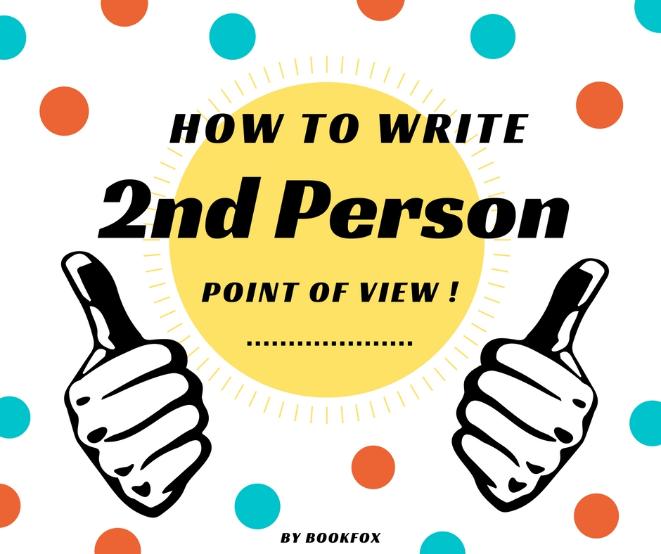 how to write in second person