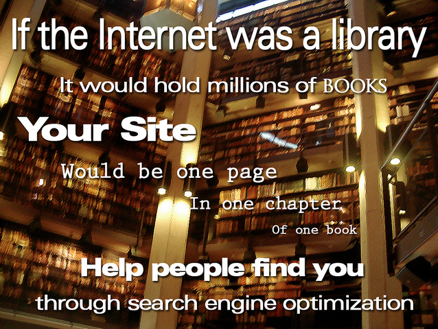 Library SEO