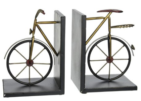bicycle-bookend-gifts-for-writers