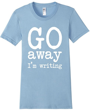writing-t-shirt