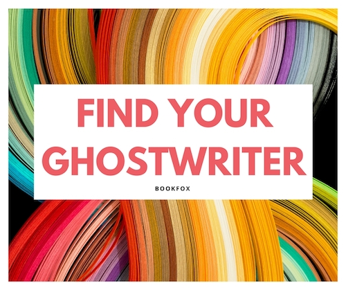 Find a ghostwriter