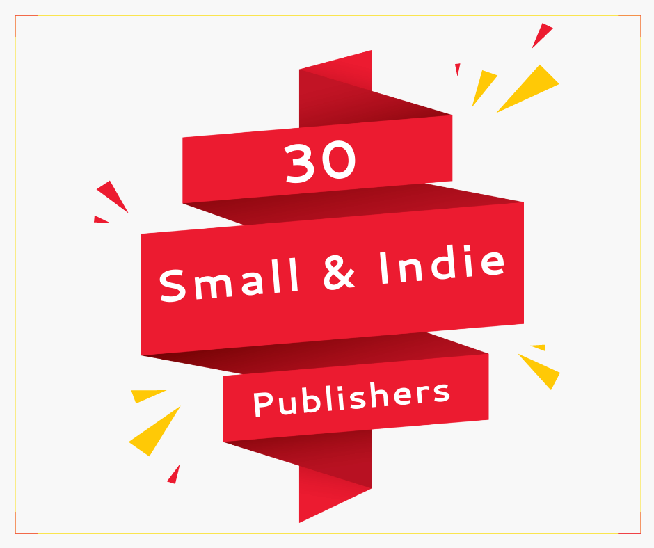 30 Best Small and Indie Literary Publishers