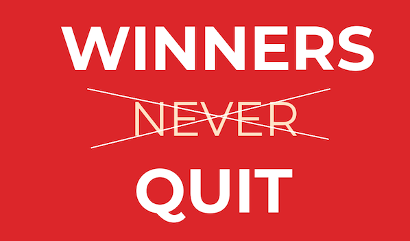 the power of quitting why every writer should learn to quit bookfox