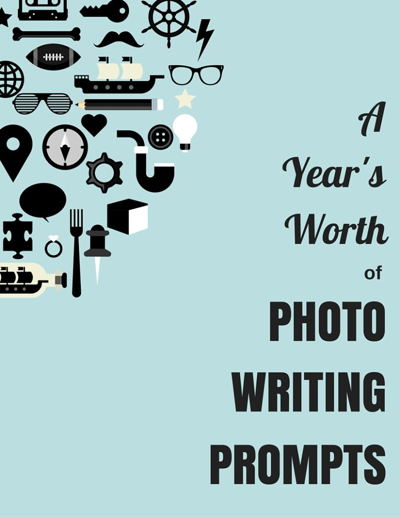 A Year's Worth of Picture Writing Prompts - Bookfox